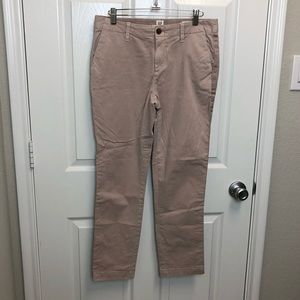 GAP Girlfriend Chino Pants